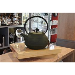 BERGHOFF CZAJNIK CAST IRON 1,1L GREEN-14001