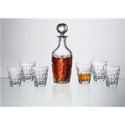 BOHEMIA MARBLE ZESTAW DO WHISKY 1 6-17046