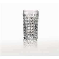 BOHEMIA DIAMOND SZKLANKA 260ML LONG KPL 6 SZT-5188