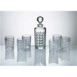 BOHEMIA DIAMOND ZESTAW DO WHISKY 1 6-6096