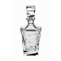 BOHEMIA ZIG ZAG KARAFKA DO WHISKY 750ML-4907
