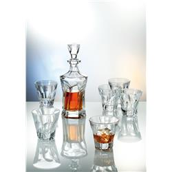 BOHEMIA APOLLO ZESTAW DO WHISKY 1 6-332