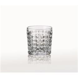 BOHEMIA DIAMOND SZKLANKA 230ML WHISKY KPL 6 SZT-5189